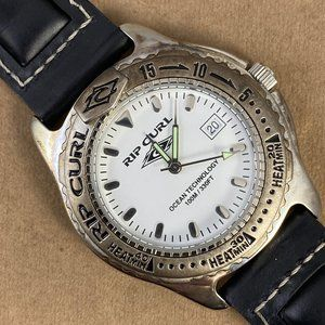 Rip Curl Ocean Technology Watch Date at 3 O'clock
